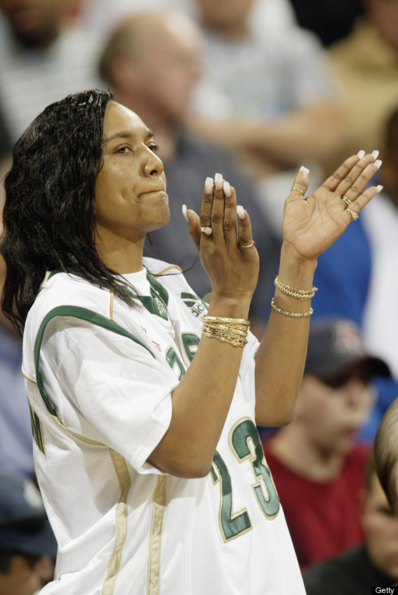 lebron james mom. LeBron James#39; Mother proves