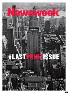 #last print issue