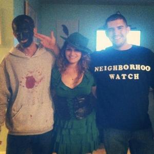trayvon halloween