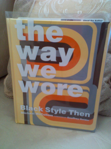 the way we wore book