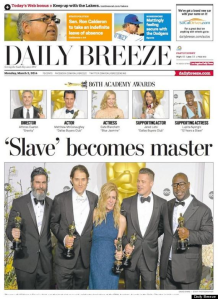 slave headline