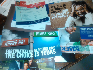 political mail