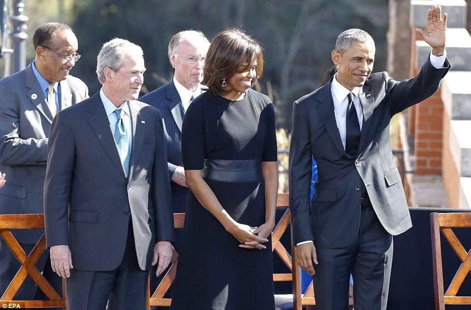 President Bush Politics From The Eyes Of An Ebony Mom