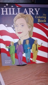 clinton coloring book