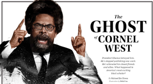 Cornel West's Rise and Fall by Michael Eric Dyson   The New Republic